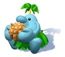 Brawl Sticker Male Pianta (Super Mario Sunshine).png