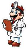 Brawl Sticker Dr. Mario (Nintendo Puzzle Collection).png