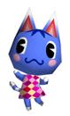Brawl Sticker Rosie (Animal Crossing WW).png