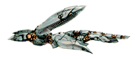 Brawl Sticker Metal Gear RAY (MGS2 Sons of Liberty).png