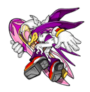 Brawl Sticker Wave The Swallow (Sonic Riders).png