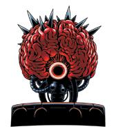 Brawl Sticker Mother Brain (Metroid Zero Mission).png