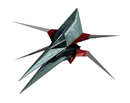 Brawl Sticker Wolfen (Star Fox 64).png