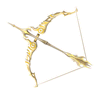 Brawl Sticker Hero's Bow (Zelda Twilight Princess).png
