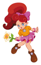 Brawl Sticker Flower Fairy Lip (Nintendo Puzzle Collection).png