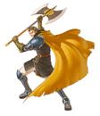 Brawl Sticker Greil (Fire Emblem Path of Radiance).png