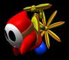 Brawl Sticker Propeller Shy Guy (Yoshi's Story).png