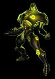 Brawl Sticker Kanden (Metroid Prime Hunters).png