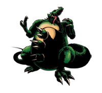 Brawl Sticker Kraid (Metroid Zero Mission).png