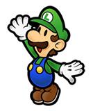 Brawl Sticker Luigi (Super Paper Mario).png