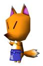 Brawl Sticker Crazy Redd (Animal Crossing WW).png