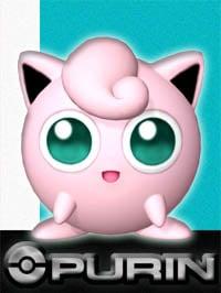 Jigglypuff in Super Smash Bros. Melee.