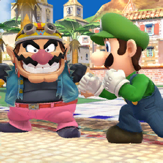 Oh Yeah, Luigi Time! event icon.