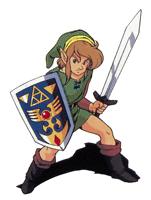 Brawl Sticker Link (Zelda Link to the Past).png