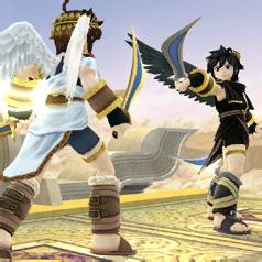 Doppelgänger Duel event icon.