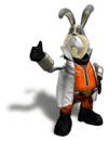 Brawl Sticker Peppy (Star Fox Assault).png