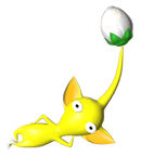 Brawl Sticker Yellow Pikmin (Pikmin).png