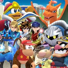 All Star Battle: Brawl event icon.