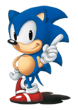 Brawl Sticker Classic Sonic (Sonic The Hedgehog JP Ver.).png