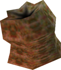 Render of a Like Like from OoT.