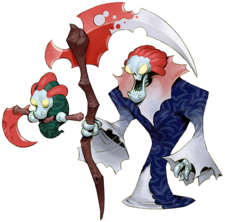 Artwork used for the Reapette & Reaper Spirit. Ripped from Game Files