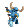 Render of Shovel Knight from the Smash Ultimate Website