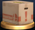Cardboard Box - Brawl Trophy.png