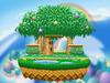 Dream Land in Super Smash Bros..