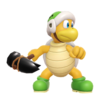 Render of Hammer Bro. from the official website