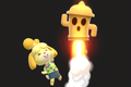 Isabelle SSBU Skill Preview Down Special.png
