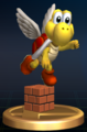 Koopa Paratroopa (Red) - Brawl Trophy.png