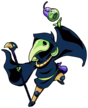Artwork used for Plague Knight's Spirit. Ripped from Game Files