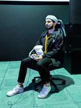 Photo of Sho at WNF in Oakland, Ca