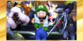 SSB4-3DS Congratulations Classic Luigi.png