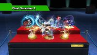 The second Final Smash trophy box. From Miiverse.