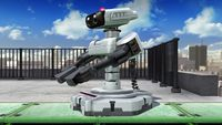 R.O.B.'s second idle pose in Super Smash Bros. for Wii U.