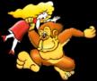 SSBU spirit Donkey Kong & Lady.png