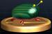 Iridescent Flint Beetle trophy from Super Smash Bros. Brawl.