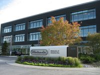 The Nintendo of America headquarters in Redmond, Washington.