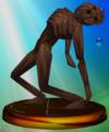 ReDead trophy from Super Smash Bros. Melee.