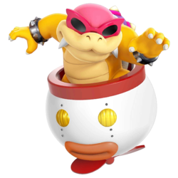 Roy as he appears in Super Smash Bros. 4.