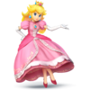 Peach as she appears in Super Smash Bros. 4.