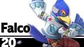 SSBU Falco Number.png