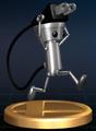 Chibi-Robo - Brawl Trophy.png