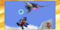 SSB4-3DS Congratulations All-Star Falco.png