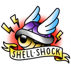 Logo used for the FL tournament Shell Shock