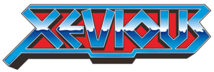 Cropped from the Xevious 3D Classics logo.