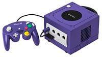 Screenshot of the Nintendo GameCube console.