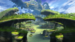 Gaur Plain in Super Smash Bros. for Wii U.