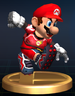 Striker Mario - Brawl Trophy.png
